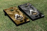 Purdue Boilermakers Galaxy Cornhole Game Set