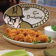Purdue Boilermakers Gameday Ceramic Platter