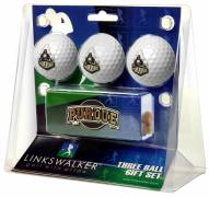 Purdue Boilermakers Golf Ball Gift Pack with Slider Clip