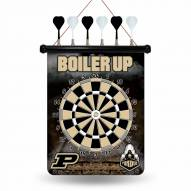 Purdue Boilermakers Magnetic Dart Board