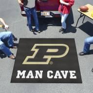 Purdue Boilermakers Man Cave Tailgate Mat