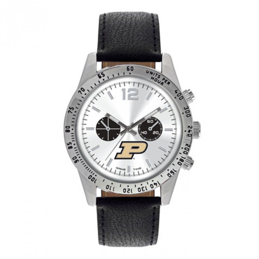 Purdue Boilermakers Men's Letterman Watch