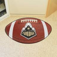 Purdue Boilermakers NCAA Football Floor Mat