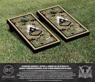 Purdue Boilermakers Operation Hat Trick Border Cornhole Game Set