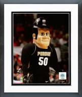 Purdue Boilermakers Purdue Pete 2007 Framed Photo