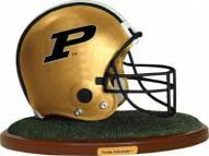 Purdue Boilermakers Replica Football Helmet Figurine