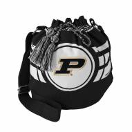 Purdue Boilermakers Ripple Drawstring Bucket Bag