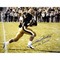 "Purdue Boilermakers Rod Woodson w/ ""86 All American"" Signed 16"" x 20"" Photo"