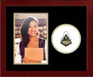 Purdue Boilermakers Spirit Vertical Photo Frame