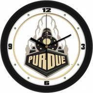 Purdue Boilermakers Traditional Wall Clock