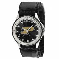 Purdue Boilermakers Veteran Velcro Mens Watch