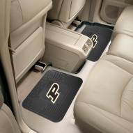 Purdue Boilermakers Vinyl 2-Piece Rear Floor Mats