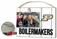 Purdue Boilermakers Weathered Logo Photo Frame