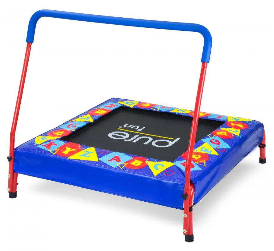 Pure Fun Preschool Jumper Kids Trampoline