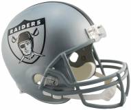 Riddell Los Angeles Raiders 1960-63 Deluxe Replica Throwback NFL Football Helmet