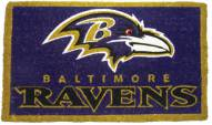Baltimore Ravens NFL Welcome Mat