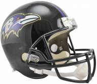 Riddell Baltimore Ravens Deluxe Replica NFL Football Helmet