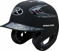 Rawlings 80 MPH Matte Digi Camo Youth Batting Helmet