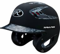 Rawlings 80MPH 2TONE Digi Junior Batting Helmet