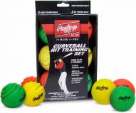 Rawlings Curve Ball Hit Training Set - 6 pack