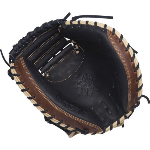 "Rawlings Heart of the Hide 33"" Baseball Catcher's Mitt - Right Hand Throw"