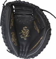"Rawlings Heart of the Hide 34"" Y Molina Catcher's Mitt Baseball Glove - Right Hand Throw"
