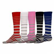 Red Lion Adult Silver Streak Socks
