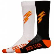 Red Lion Charge Adult Socks - Sock Size 9-13