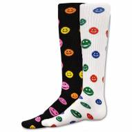 Red Lion Happy Face Adult Socks - Sock Size 9-11