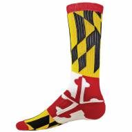 Red Lion Maryland Crew Socks