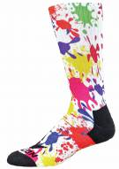 Red Lion Paint Crew Socks