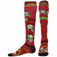 Red Lion Skully Over the Calf Performance Socks