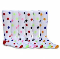 Red Lion Spots Youth Socks - Sock Size 6-8.5