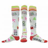 Red Lion Stooges Over the Calf Performance Socks