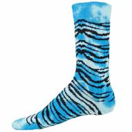 Red Lion Tie Dyed Tiger Crew Socks