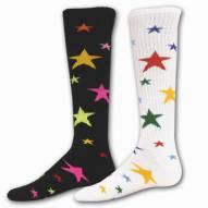 Red Lion Wild Night Adult Socks - Sock Size 9-11