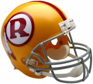 Riddell Washington Redskins 1970-71 Deluxe Replica Throwback NFL Football Helmet