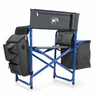 Richmond Spiders Gray/Blue Fusion Folding Chair