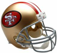 Riddell San Francisco 49ers 1964-95 Deluxe Replica Throwback NFL Football Helmet