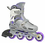 Roller Derby Cobra Adjustable Girls Inline Skates
