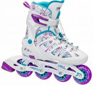 Roller Derby Stinger 5.2 Girls Adjustable Inline Skates