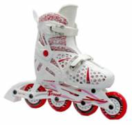 Roller Derby Tracer Adjustable Girls Inline Skates