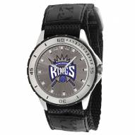 Sacramento Kings Veteran Velcro Mens Watch
