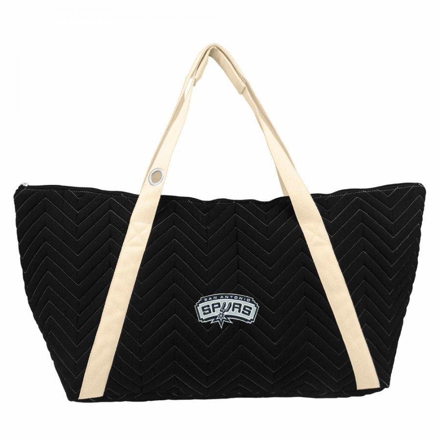 San Antonio Spurs Chevron Stitch Weekender Bag