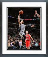 San Antonio Spurs Danny Green 2014-15 Action Framed Photo