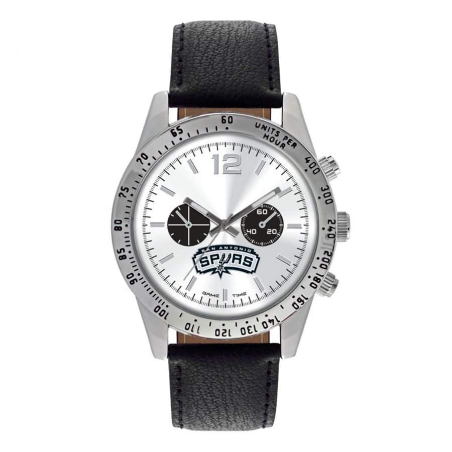 San Antonio Spurs Men's Letterman Watch