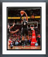 San Antonio Spurs Patty Mills 2014-15 Action Framed Photo