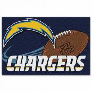 """San Diego Chargers 20"""" x 30"""" Tufted Rug"""
