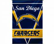 """San Diego Chargers 28"""" x 40"""" Banner"""
