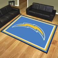 San Diego Chargers 8' x 10' Area Rug